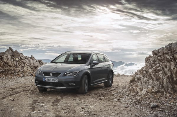 SEAT Leon X-PERIENCE – nowy crossover Seata