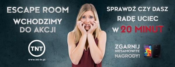 Bezpłatny Escape Room w centrum Warszawy – tylko dziś!
