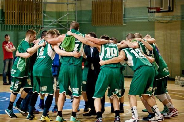 Znicz Basket kontynuuje serię zwycięstw!