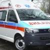 Pruszków: samochód uderzył w karetkę