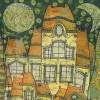 Malarstwo na szkle w Brwinowie