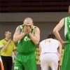 Niespodziewana porażka koszykarzy