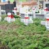 Brwinów: remont cmentarnej kwatery wojskowej