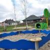 Nowy plac zabaw na Osiedlu Słonecznym