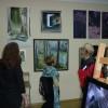 Leśna wystawa Salonu Pruszkowskiego