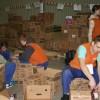 Harcerze zebrali ponad 5 ton jedzenia