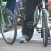 Nieodśnieżone ścieżki rowerowe