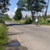 Dalekie plany przebudowy drogi do Parzniewa