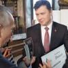 Burmistrz Kosiński zdeklasował rywali
