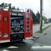 Wyciek gazu w Piastowie