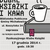 Kultura: Dyskusyjny Klub Książki
