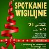 Społeczeństwo: spotkanie wigilijne w Michałowicach