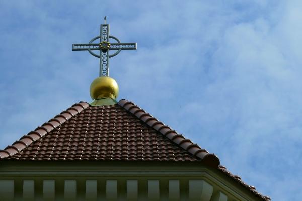 Cerkiew przekształcona w kościół katolicki