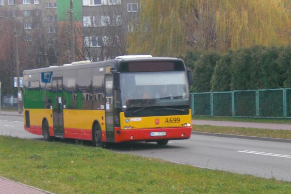 Zmiana trasy linii nr 1, remont Stalowej