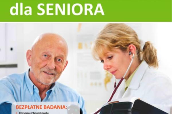 Bezpłatne badania dla seniorów
