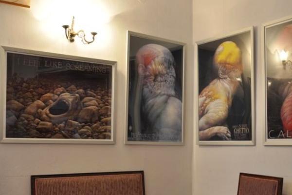 Wystawa plakatów w Brwinowie