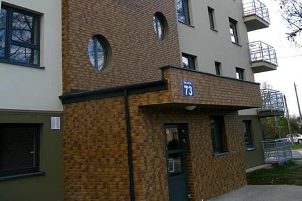 Budynek komunalny oddany do użytku
