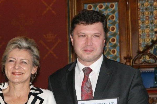 Kolejna nagroda dla gminy Brwinów