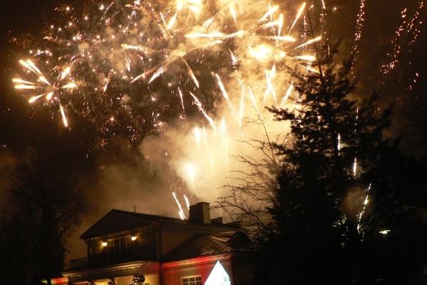 Pruszków przywitał Nowy Rok