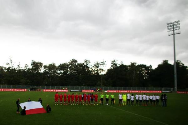 Reprezentacja Polski zagrała w Pruszkowie