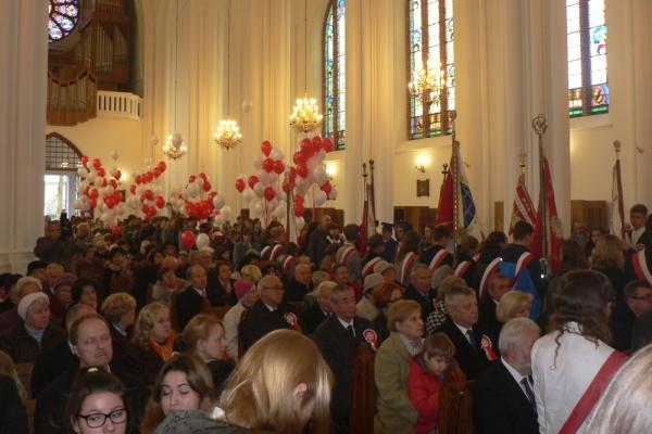 Region uczcił Święto Niepodległości