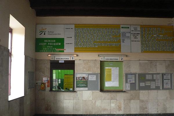 Wzrost cen biletów Kolei Mazowieckich