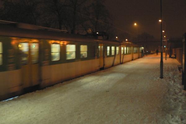 Dodatkowe pociągi w Sylwestra