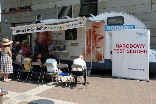 Narodowy Test Słuchu w Pruszkowie
