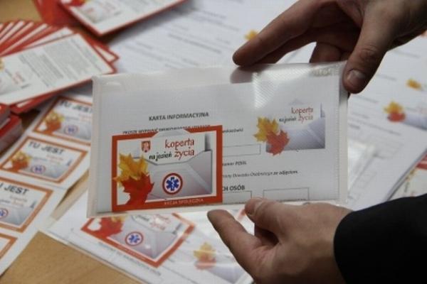 Akcja ratująca życie dotarła do Pruszkowa